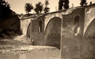 Мост над р. Веселина (р. Дрента) до с. Яковци, Еленско