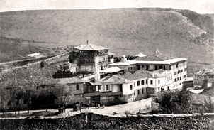 Фабриката на Стефан Карагьозов - махала Белянка, Търново.